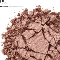 Eyeshadow in color Sin