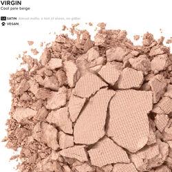 Eyeshadow in color Virgin