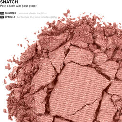 Eyeshadow in color Snatch
