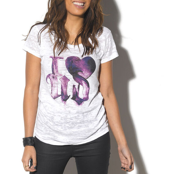 I Heart UD Tee in color