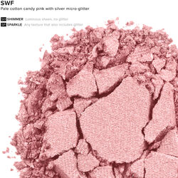 Eyeshadow in color SWF