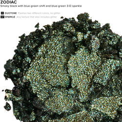 Moondust in color Zodiac