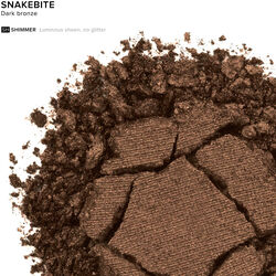 Eyeshadow in color Snakebite