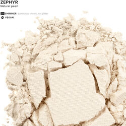 Eyeshadow in color Zephyr