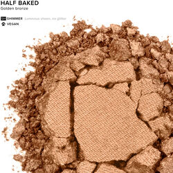 Eyeshadow in color Half Baked