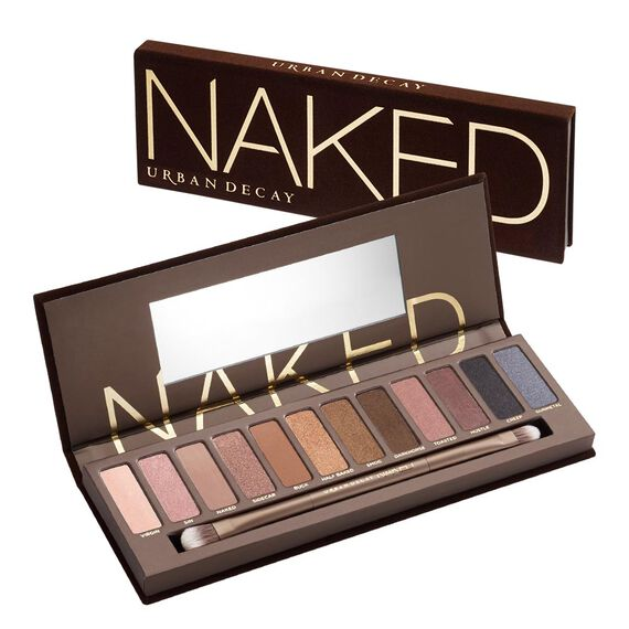 The most anticipated sequel of the decade, Urban Decay Naked 2 follows in the footsteps of the Naked palette, (straight up - the world's best-selling palette of all time). This new Urban Decay eyeshadow palette is filled with 12 pigment-rich, taupe and greige neutral /5().