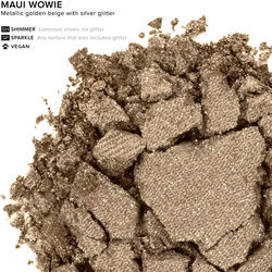 Eyeshadow in color Maui Wowie