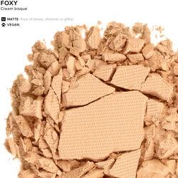 Eyeshadow in color Foxy