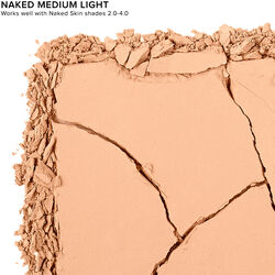 Naked Skin in color Naked Medium Light