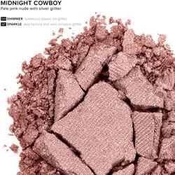 Eyeshadow in color Midnight Cowboy