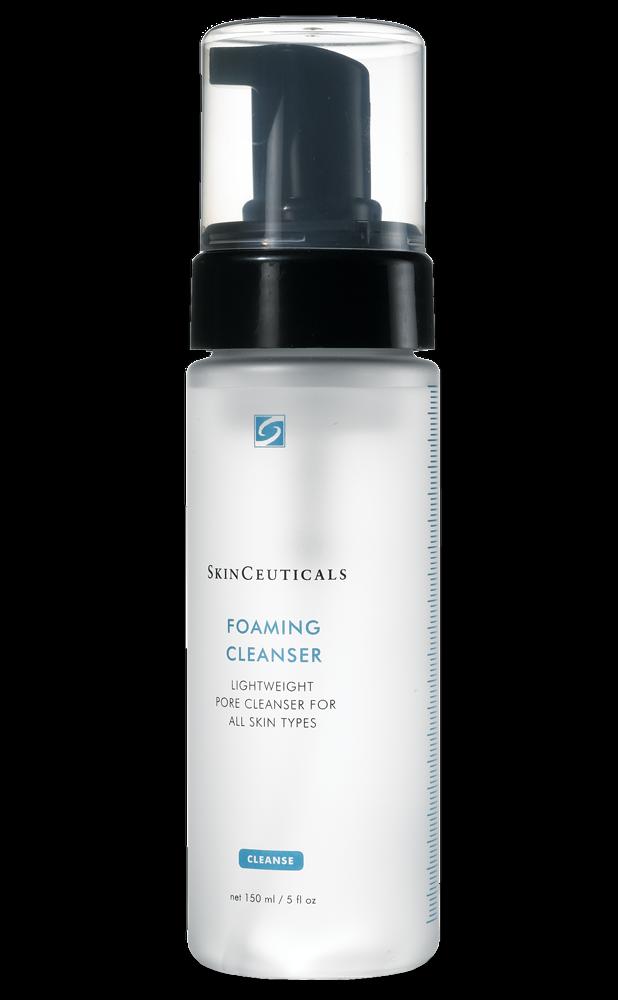 Cutting edge sensitive skin facial cleansers