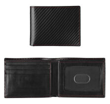 Nylon Flip Billfold Wallet