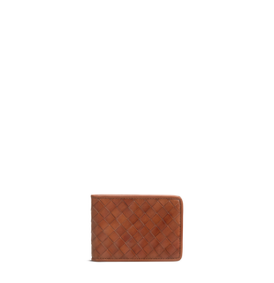 Livingston Woven Super Slim Wallet