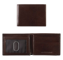 Italian Leather Super Slim Wallet