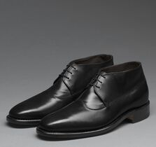 Plain Toe Ankle Boot