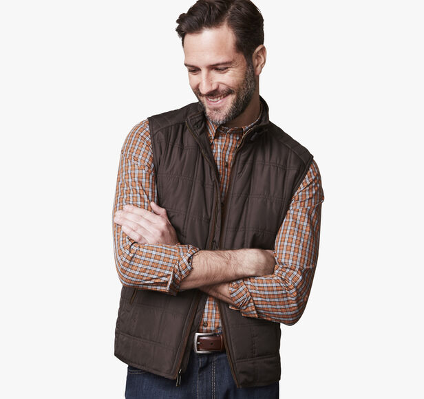 Quilted Vest