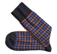 Windowpane Socks