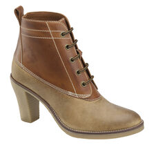 Jeanie Lace-Up Boot