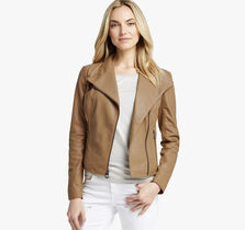 Featherweight Leather Jacket