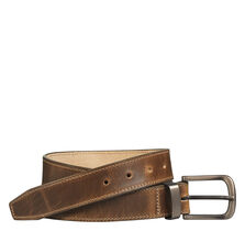Blackened-Buckle Belt
