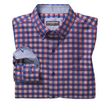 Dark Twill Gingham Shirt