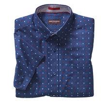 Anchor Print Short-Sleeve Shirt
