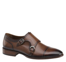 Nolen Double Buckle Monk Strap