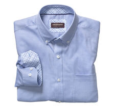 Micro Box Neat Button-Down Collar Shirt