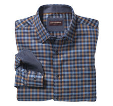 Angled Heather Gingham Shirt