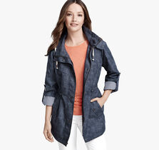 Chambray Anorak