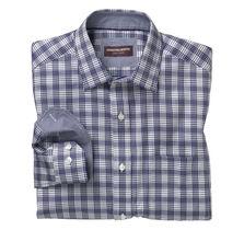 Quad Windowpane Shirt