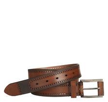 Perfed Matte-Edge Belt