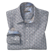 Tailored Fit Multi-Floral Shirt