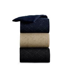 Crisscross Over-The-Calf Socks