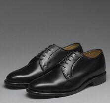 Blucher Oxford Plain Toe