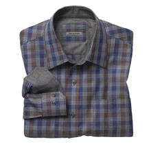 Tailored Fit Shadow Heather Check Shirt