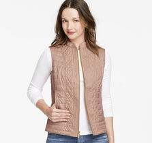 Mixed-Quilting Vest