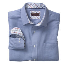 Micro Basketweave Shirt