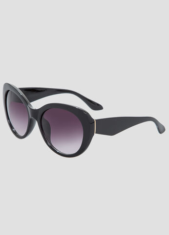 Large Oval Sunglasses