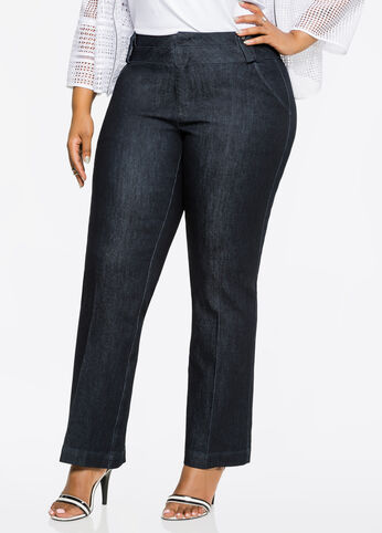 Indigo Denim Trouser
