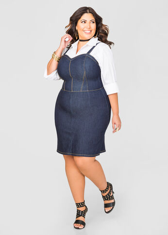 Denim Dress Diva