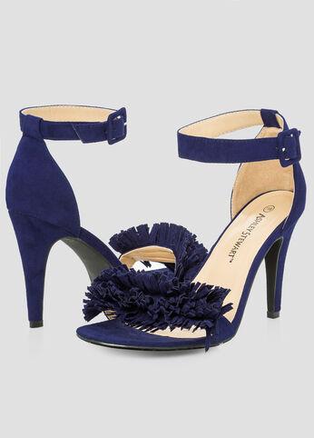 Pom Dress Sandal - Wide Width