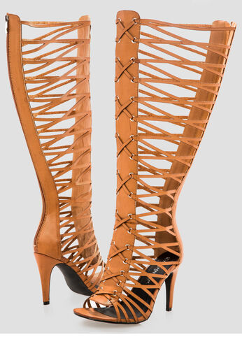 Tall Gladiator Sandal - Wide Width Wide Calf