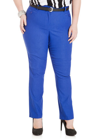 Mill Waist Slim Pants
