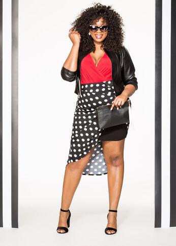 Sashay Into The Spotlight Plus Size Outfit