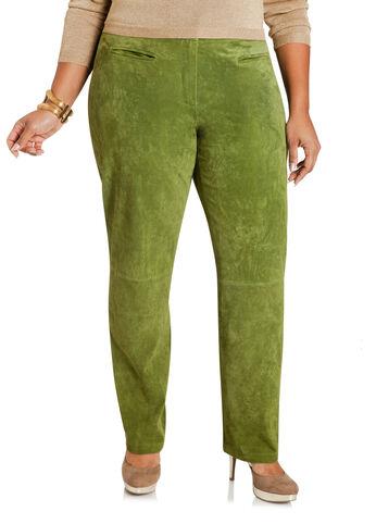 Genuine Suede Pants