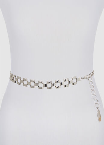 Rectangle Chain Link Belt