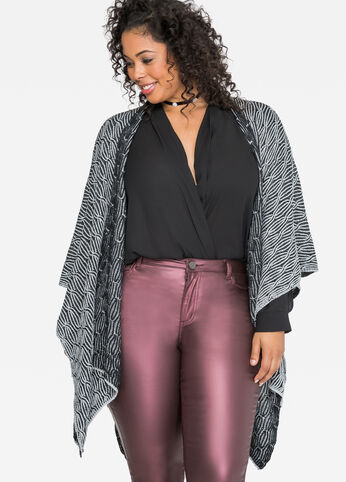 Reversible Metallic Wrap