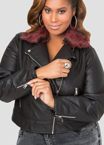 Clearance: Plus-Size Coats & Jackets On Sale| Ashley Stewart