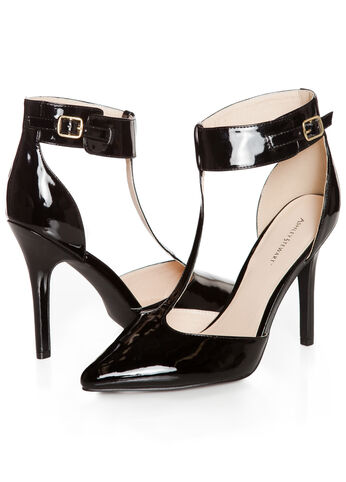 Patent Mary Jane Heels